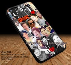 His Cute Collage iPhone 6s 6 6s  5c 5s Cases Samsung Galaxy s5 s6 Edge  NOTE 5 4 3 #music #1d DOP2147