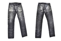 Fade of the Day - Left Field NYC Black Maria Greaser (2 Years, 4 Washes). Go to: http://rwrdn.im/fotd-left-field-black-maria