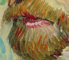 Vincent van Gogh - detail