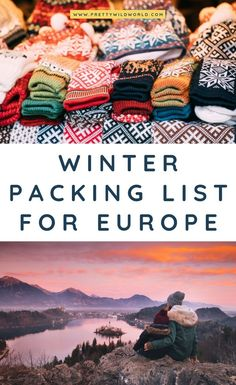 What To Wear In Europe In Winter Looking For Beautiful Ideas That Look Stunning In Photography As It Is In Real Life? Here's A Really Good Packing List For Winter That Fashion With Style. Look at It Now Or Pin It For Later Read Via Prettywildworld Packing Tips For Vacation, Packing Lists, Travel Packing, Europe Packing, Traveling Europe, Vacation Deals, Backpacking Europe, Cruise Tips, Travel Deals