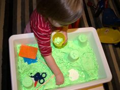 Bubber: The Inside Friendly Sand-Box Product