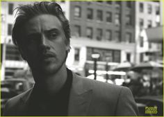 Boyd Holbrook Suits Glow Magazine The Host Photo Shared By Gavra | Fans Share Images