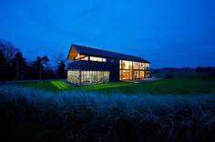 Izel, Luxemburg - Wooden House