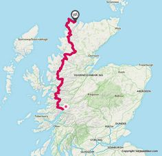 Hiking the Cape Wrath Trail - http://sectionhiker.com/hiking-the-cape-wrath-trail/