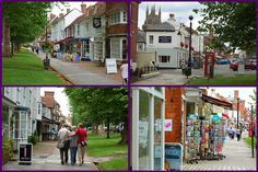 "What a gorgeous little town - I loved it here!  Tenterden is a small town in the Ashford District of Kent, England. It stands on the edge of the Weald, overlooking the valley of the River Rother.  The town's name is derived from the Old English ""Tenet Waraden"", meaning a den or forest clearing in the forest which belonged to the men of Thanet.  The town grew from the 14th century around the wool industry. Unlike other such centres in the Weald it had the advantage of access to the sea. Much…"