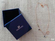 #Swarovski #Collier #Necklace #Fashion #Mode #Blog #BlondStorm #Oeil #Bijoux #Gold #Style #Outfit #Cristaux