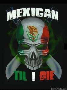 Well mexican In me, till I die lol I love you Anthony Harward Chicano Love, Chicano Art, Chicano Tattoos, Leg Tattoos, Mexican Artwork, Cholo Art, Latino Art, Mexican Flags, Lowrider Art