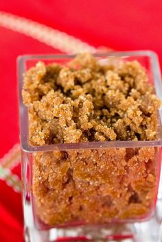 DYI Brown Sugar & Spice Body Scrub! Can't wait to try this :)