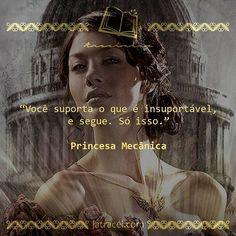 Livro - Princesa Mecânica