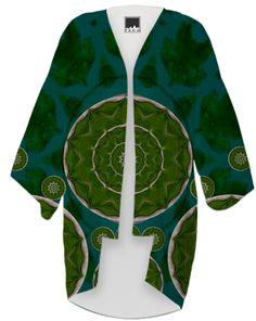Fantasy Fauna Kimono from Print All Over Me