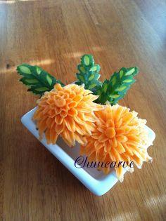 Yam Cucumber Flower