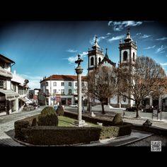 Ref: 05-1016 Largo João de Almeida Com a Igreja da Misericórdia...