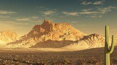 Arizona Desert by ~snugsomeone on deviantART