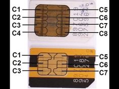 free Internet the easiest and legal way!For this you need a marker with which you paint over the top left contact on the SIM card and inserted into mobile. Android Phone Hacks, Cell Phone Hacks, Smartphone Hacks, Samsung Hacks, Android Secret Codes, Android Codes, Diy Generator, Homemade Generator, Diy Electronics
