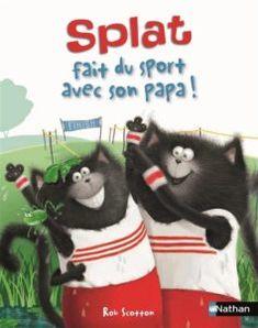 Splat fait du sport avec son papa  http://lesptitsmotsdits.com/top-5-livres-sur-sports-jeux-olympiques/
