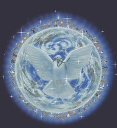 Gif paix dans le monde ..