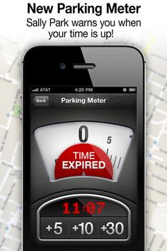 Sally Park: the best and most beautifully designed parking & navigation app available    Park stress-free, always find your car and never pay for a ticket again!