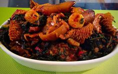 Top Five Tasty Nigerian Soups For Tourists http://ift.tt/2fdrJ1r
