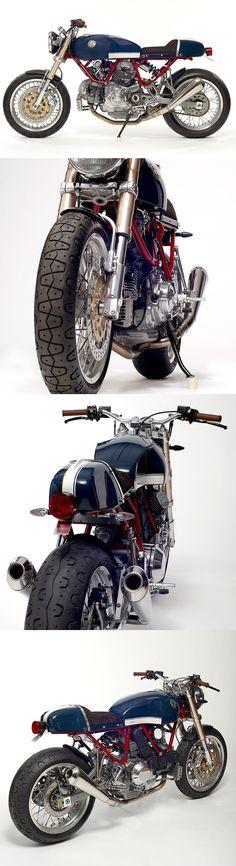 Ducati Walt Siegel Custom