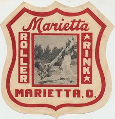 Marietta Roller Rink - Marietta, Ohio | Flickr - Photo Sharing!