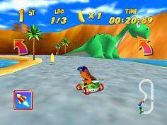 Free Download Diddy Kong Racing N64 PC