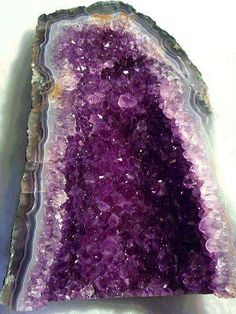 Amethyst is used for its purification qualities, as well as its ability to connect to higher planes of energy. It can be used to calm the emotions in a household where there are excessive arguments and misunderstandings. It can also help with study and learning.The best, most powerful amethyst is the one with the richest, deepest indigo hue.