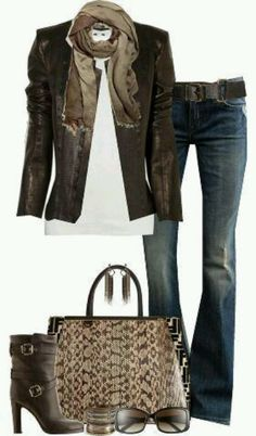 Love this outfit, change heeled boots to flat boots.