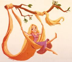 Tangled Hair Swing, by Valentina Pinto