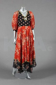 Dress  Thea Porter, 1970s  Kerry Taylor Auctions