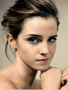 I'm a human being, an imperfect human being who's not made to look like a doll ~Emma Watson~