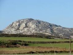 Holyhead Mountain - My Great Grandfather and his ancestors lived in a house (Voel) on the mountain. I stood in the same spot as he did exactly 100 years after he had