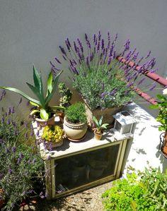 Sangle jardiniere balcon bacsac 1 garde corps pinterest - Petit jardin urbain nice ...