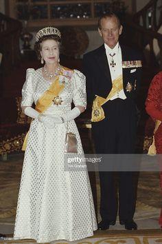 Prince Philip, Queen Elizabeth Ii, Queens, Dresses, Fashion, Vestidos, Moda, Fashion Styles, Dress