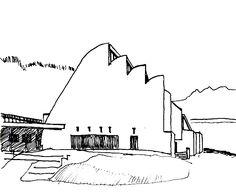 Hans Vidaurre sketches