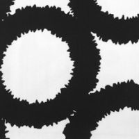 another good black and white fabric