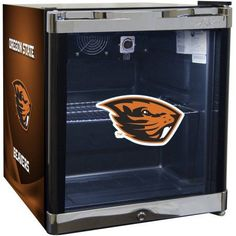 Ncaa Refrigerated Beverage Center, 1.8 cu ft, Oregon State University, Multicolor