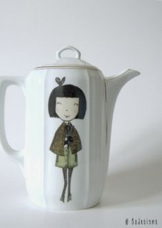 New teapot by Bodesigns