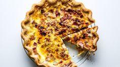 BA's Best Quiche Lorraine Recipe | Bon Appetit