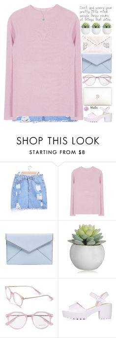 """""""i would like for you to hold me, and hopefully stay like that forever"""" by alienbabs ❤ liked on Polyvore featuring мода, KEEP ME, Rebecca Minkoff, Jason Wu, Topshop, women's clothing, women, female, woman и misses"""