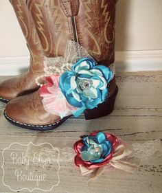 Hey, I found this really awesome Etsy listing at https://www.etsy.com/listing/130246624/jessie-boot-bracelet-and-headband-set