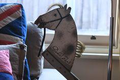 Little hobby horse.