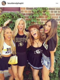 10 Adorable Gameday Outfits At CU Boulder 0f4e65ea6