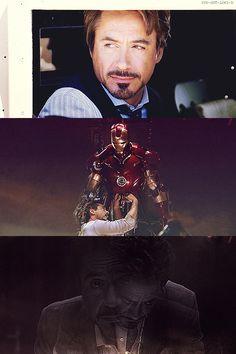 you're a hero, tony stark (happy birthday)
