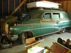 Cars Found in Abandoned Garages | CAR – Cars Found In Barn