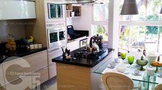 Apartamento 2 Quartos Decorado Terra Mundi Parque Cascavel - Cozinha Americana Integrada