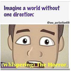 Haha omg it would be terrible :O
