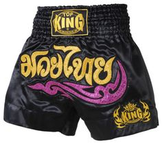 Top King Muay Thai Kickboxing Shorts TK TBS 01 | eBay