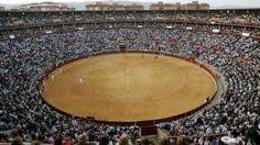 Plaza de toros de Córdoba. Spain.