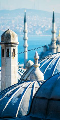 The Beautiful Suleymaniye Mosque in Istanbul, Turkey  |   Top 11 Reasons to Visit Istanbul