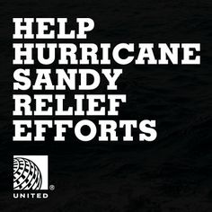 Please join us to support Hurricane Sandy relief.    We can all help support the American Red Cross and Feeding America in providing aid to those affected by Hurricane Sandy. Join the relief efforts by donating to the American Red Cross or Feeding America, and we will reward ...